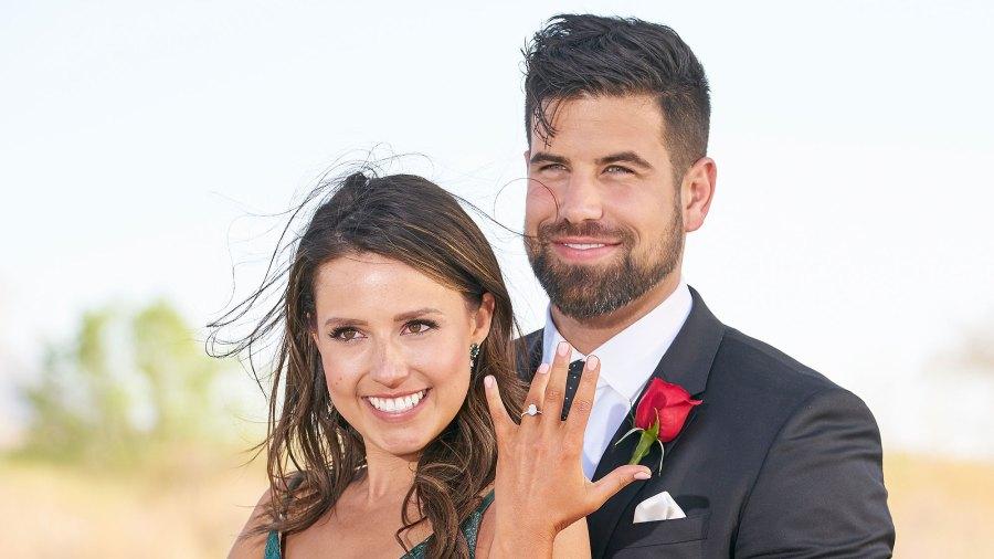 Katie Thurston 3 Carat Engagement Ring From Blake Moynes Signifies Taking Risk