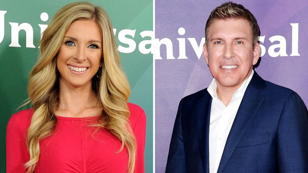 Lindsie Chrisley Reacts to Estranged Dad Todd's Post Following Her Divorce
