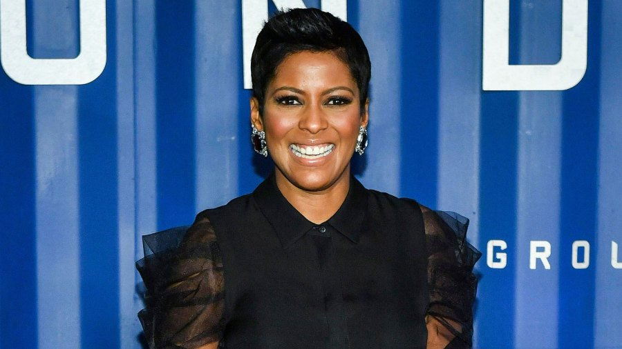 Tamron Hall 25 Things You Dont Know About Me Black Shirt