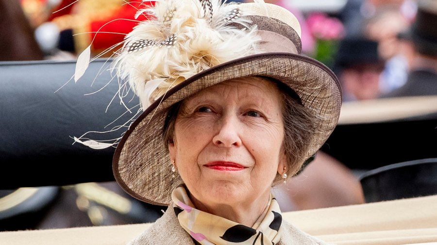 The Royal Family Celebrates Princess Anne's 71st Birthday With Sweet Tributes: Prince Charles, More