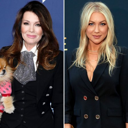 What Happened the 1st Time LVP Saw Stassi Schroeder After 'Pump Rules' Exit?