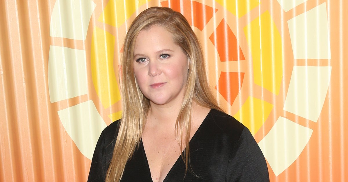 Amy Schumer Reveals Tumor Was Found During Uterus Removal Surgery, Says 'Lifelong Pain' Has Healed