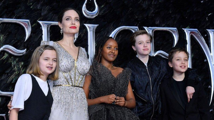 Angelina Jolie Is Still 'Hopeful' Her Kids Can Testify in Brad Pitt Custody Case
