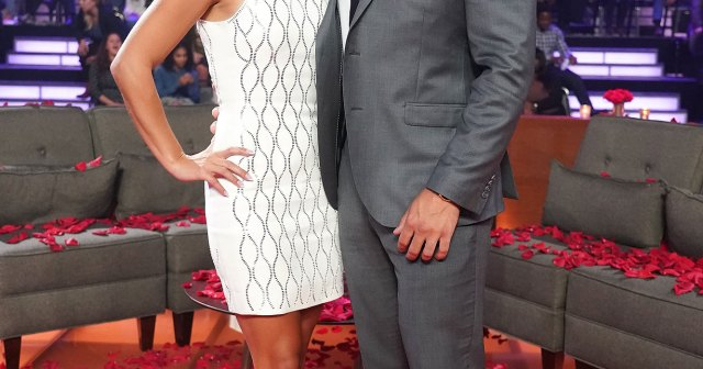 Bachelorette's Katie Thurston Introduces Fiance Blake Moynes to Her Cat: 'Tommy Approves'.jpg