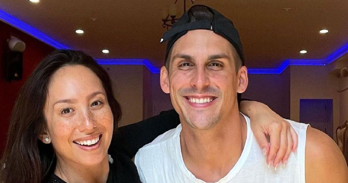 DWTS' Cody Rigsby Is Holding Out Hope Cheryl Burke Will Dance With Him During Britney Week Amid COVID-19 Diagnosis - Us Weekly