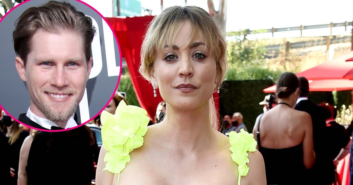 Kaley Cuoco Attends Solo After Karl Cook Split