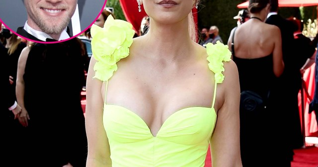 Kaley Cuoco Shines in Bright Yellow at 2021 Emmys After Karl Cook Split.jpg
