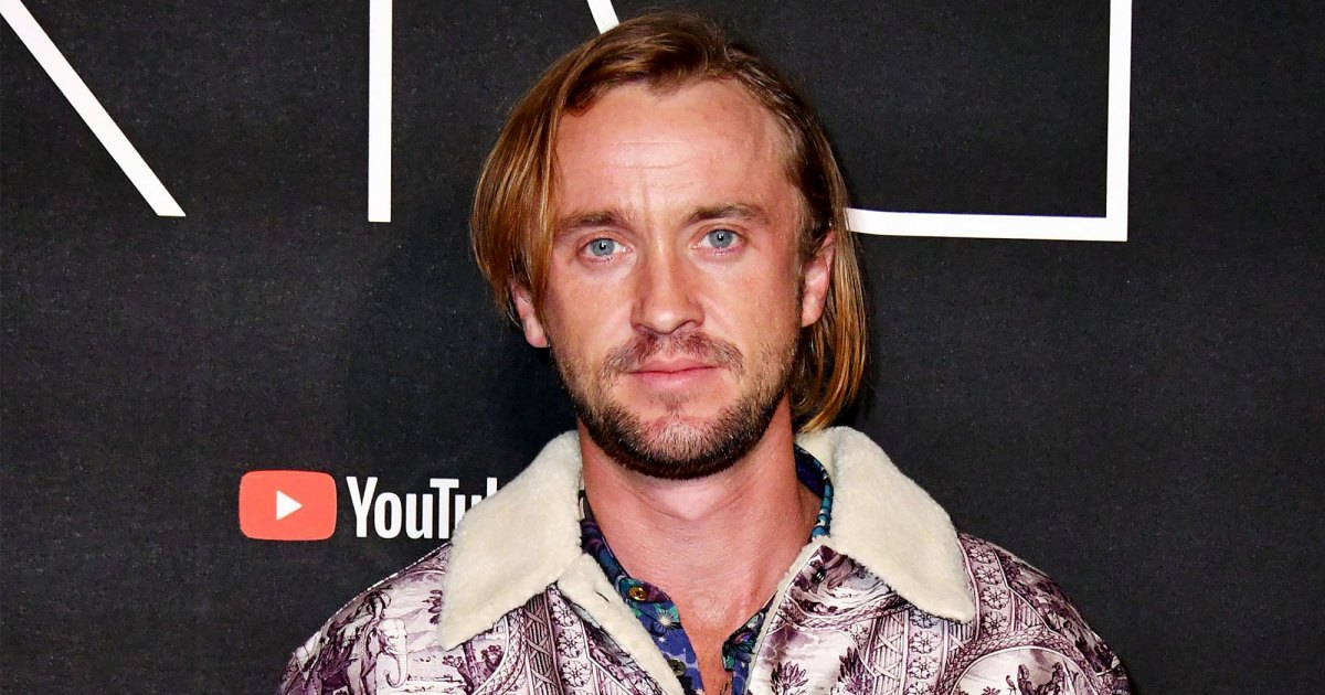 Harry Potter's Tom Felton Collapses During Celebrity Golf Tournament, Carried Off the Course - Us Weekly