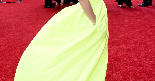 Kaley Cuoco 'Was Happy As Can Be' in Her Custom Vera Wang Gown at the 2021 Emmys.jpg