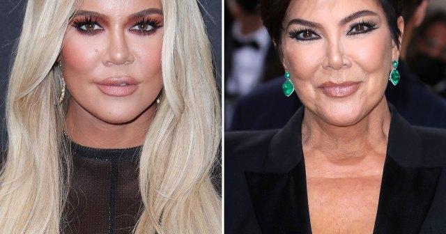 Khloe Kardashian Says Kris Jenner 'Was Pushing' for New Hulu Series to Start Filming After 'KUWTK' Finale.jpg