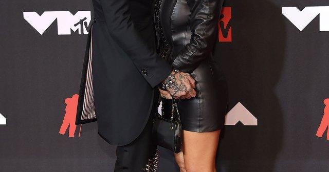 Kourtney Kardashian and Travis Barker Make Out While Visiting a Spooky Halloween Tour.jpg