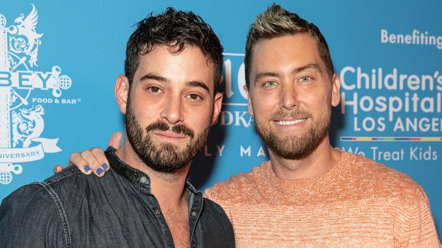 Lance Bass and Michael Turchin Celebrate Upcoming Fatherhood at Baby Shower: 'Starting to Feel Real'