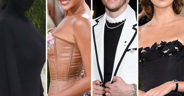 From Pete Davidson and Kaia Gerber to Timothee Chalamet and Eiza Gonzalez: Former Celebrity Couples Attending the 2021 Met Gala.jpg