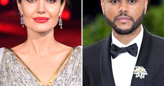 Angelina Jolie and The Weeknd Fuel Romance Rumors While Spotted at Dinner in Los Angeles.jpg