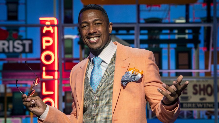 Nick Cannon: My Therapist Says I Should Be Celibate After Having 7 Kids