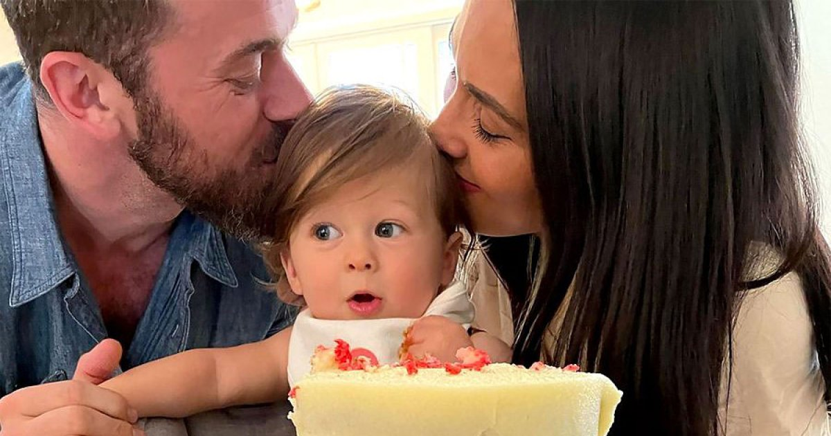 Nikki Bella and Artem Chigvintsev's Son Accidentally Breaks Father's DWTS Trophy