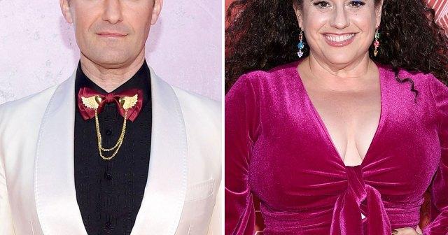 Matthew Morrison, Marissa Jaret Winokur and Original 'Hairspray' Cast Open the 2021 Tony Awards.jpg