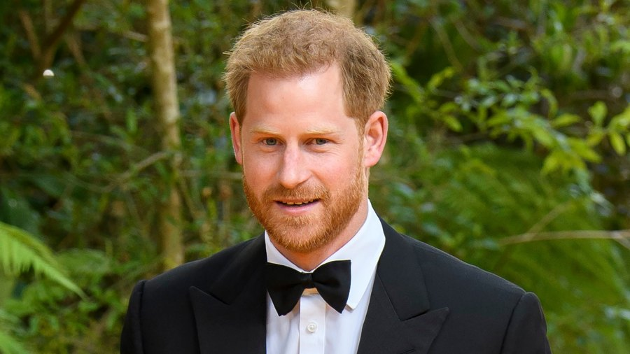 That Tux! Prince Harry Looks Dapper While Honoring Oxford Scientists at 'GQ' Event