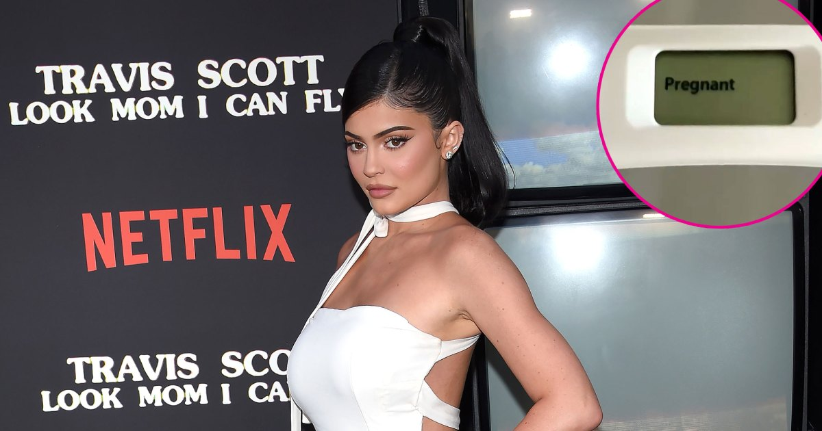 Kylie Jenner's Family Congratulates Her After Pregnancy Reveal: Kim Kardashian, Kendall Jenner and More React - Us Weekly