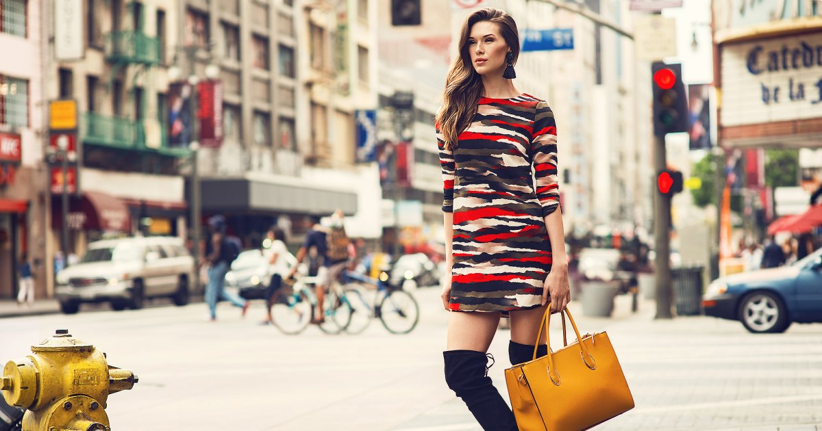 19 Featherlight Fall Dresses That Won't Weigh You Down