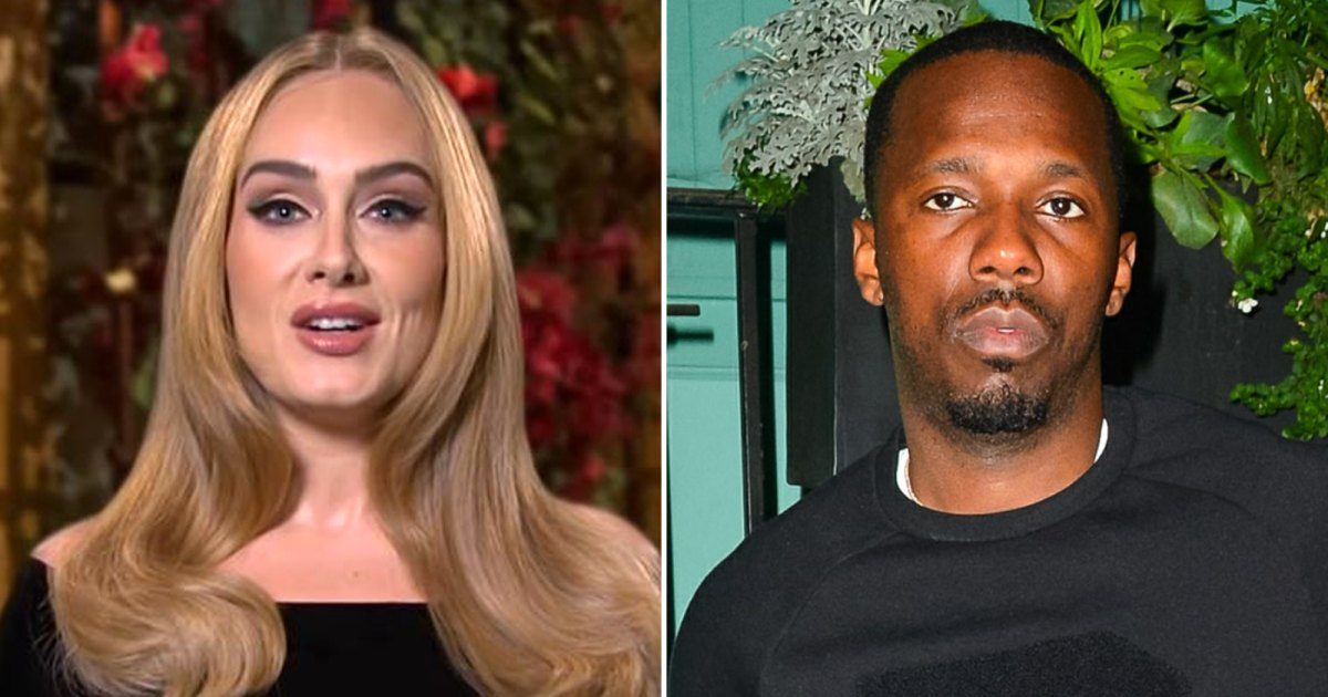Adele Details the 'Hilarious' Best Date She's Ever Been On Amid Rich Paul Romance - Us Weekly