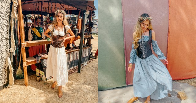 Channel 'Bridgerton' This Halloween With These Boho-Chic Dresses From Amazon.jpg