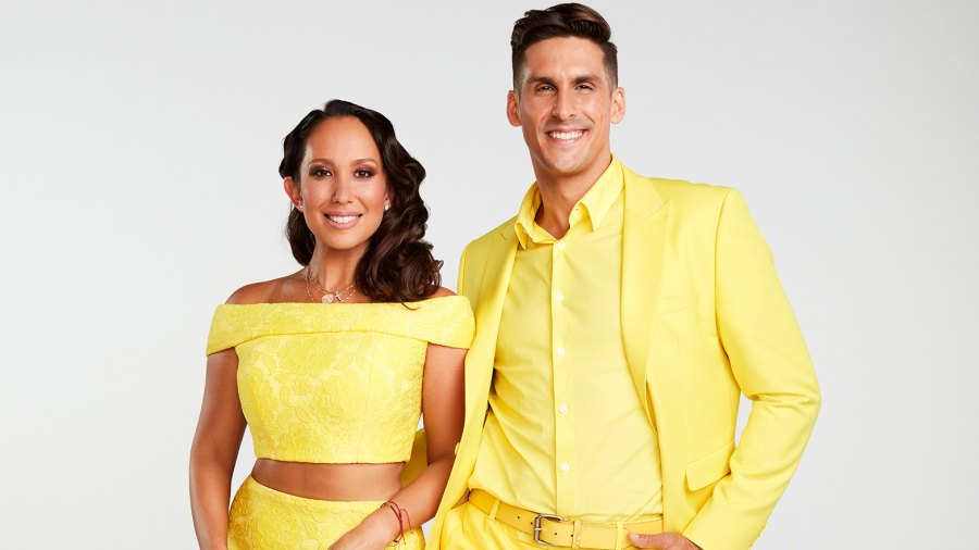 DWTS' Cheryl Burke Reunites With Partner Cody Rigsby in the Dance Studio After Positive COVID Tests