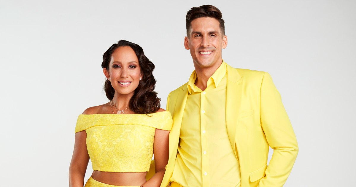 DWTS' Cheryl Burke, Cody Rigsby Reunited After Postive COVID Tests