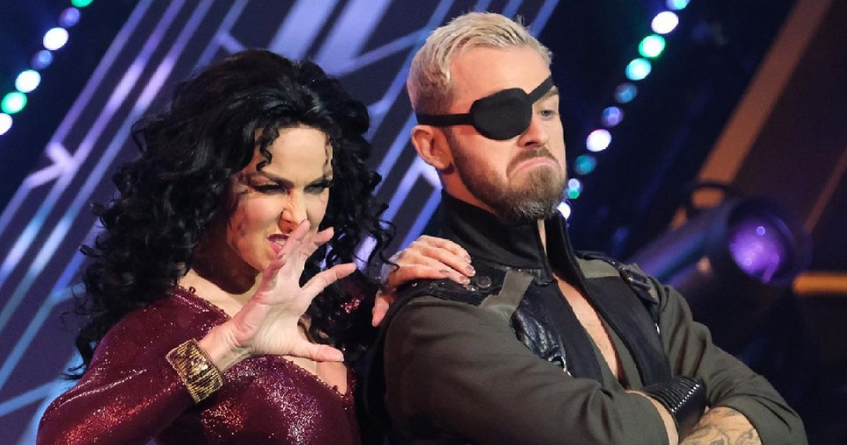 'DWTS' Disney Villains Night Ends With Double Elimination