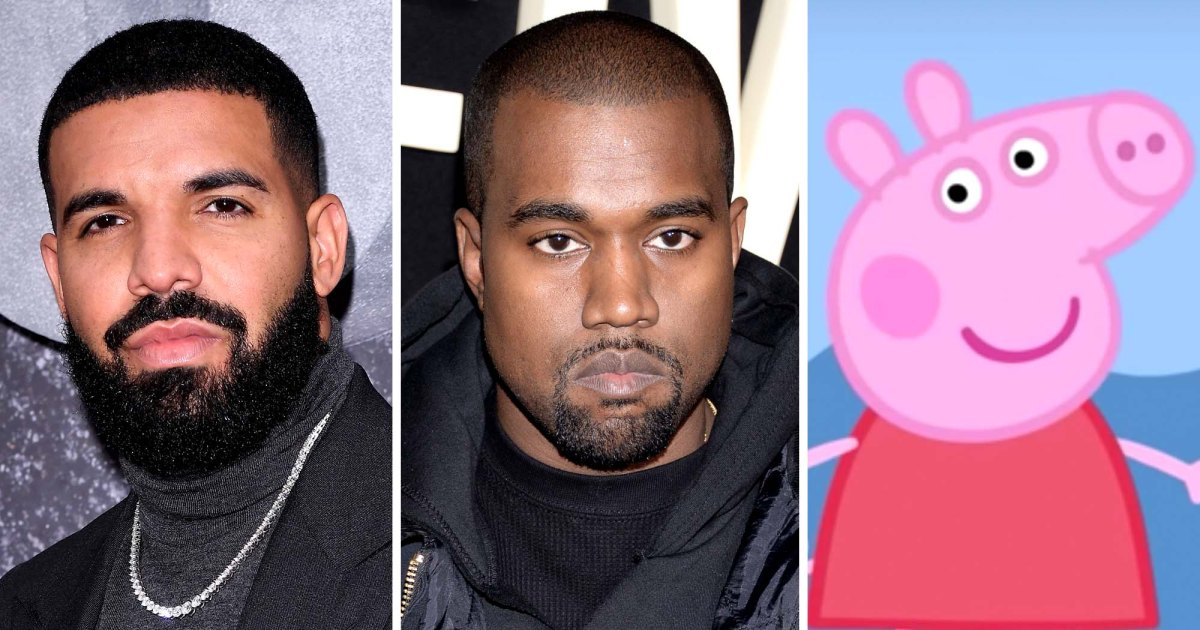 Kanye West's Biggest Feuds Over the Years: Drake, More