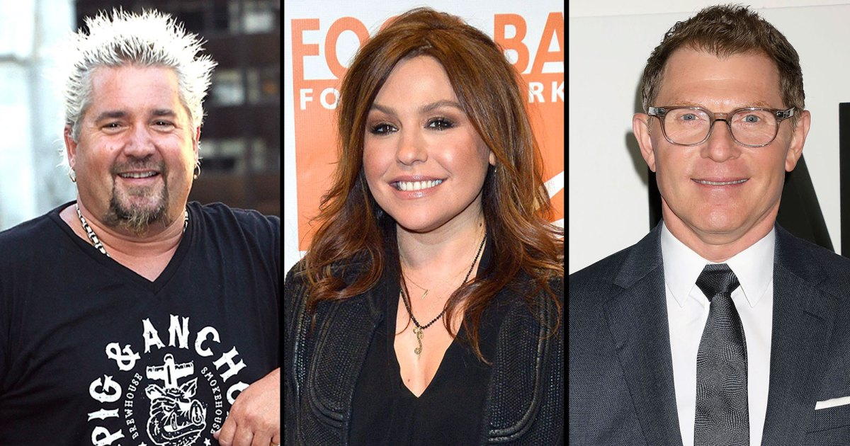 Food Network Stars' Salaries: See How Much Money Bobby Flay, Ree Drummond and More Make