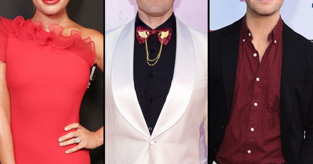 'Glee' Cast's Dating Histories Through the Years: Lea Michele, Matthew Morrison and More.jpg