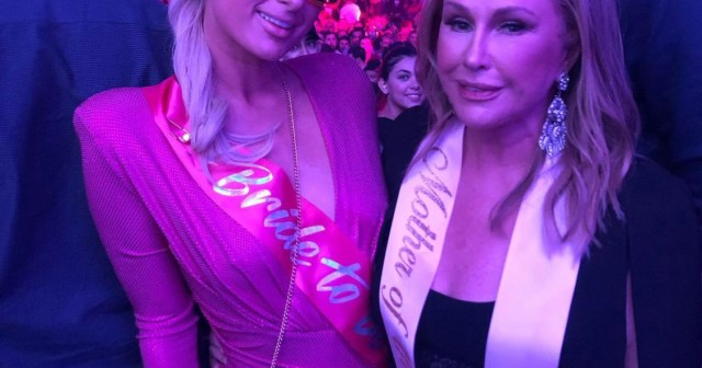 Paris Hilton Celebrates Bachelorette Weekend With Mom Kathy, Sister Nicky and More in Las Vegas.jpg