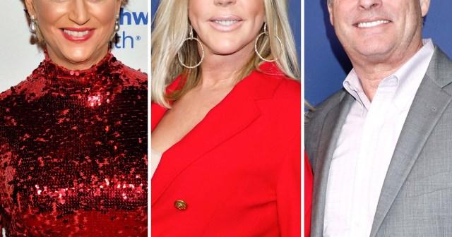 Dorinda Medley Hints 'Girls Trip' Cast Warned Vicki Gunvalson That 'Love Is Truly Blind' Amid Steve Lodge Drama.jpg