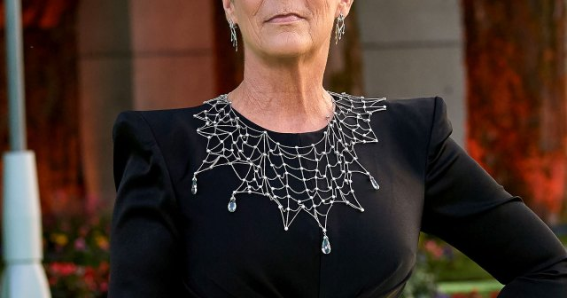 Jamie Lee Curtis Slams Plastic Surgery: 'Once You Mess With Your Face, You Can't Get It Back'.jpg