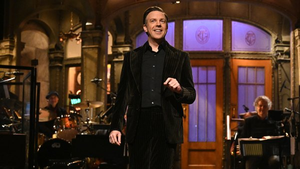 Jason Sudeikis Gushes Over Kids Otis and Daisy on 'SNL,' Reprises Several of His Popular Characters