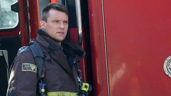 Jesse Spencer Exits Chicago Fire
