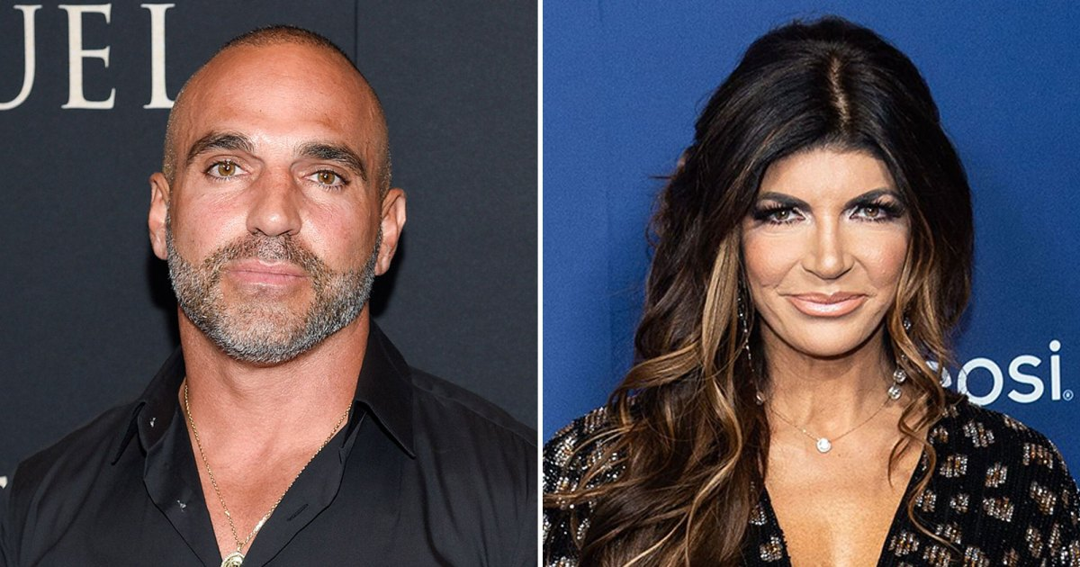 Joe Gorga Cried Over Sister Teresa Giudice's Engagement: 'I'm Just So Happy That They're in Love'