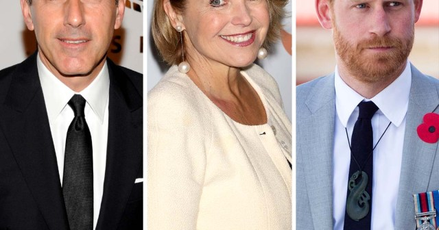 Katie Couric Reveals Bombshells About Matt Lauer, Prince Harry and More in New Book 'Going There'.jpg