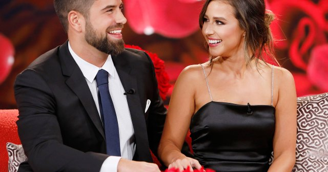 Katie Thurston Admitted She and Fiance Blake Moynes Were 'Winging' Their Relationship Days Before Split.jpg