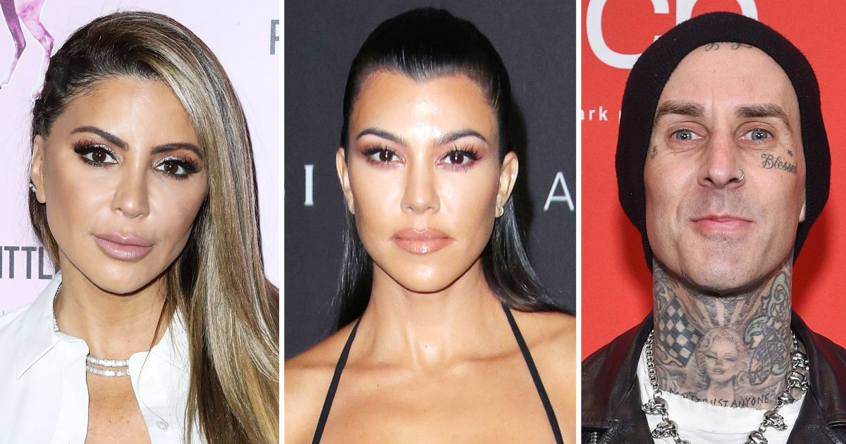 Larsa Pippen Reacts to Kourtney Kardashian's Engagement After Falling Out: I 'Knew' Travis Barker Was The One