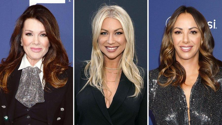 Lisa Vanderpump Wanted to 'Chastise' Stassi Schroeder, Kristen Doute With Season 9 Return After Firings