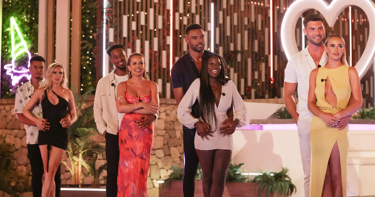 'Love Island U.K.' Couples Still Together: Where Are They Now?