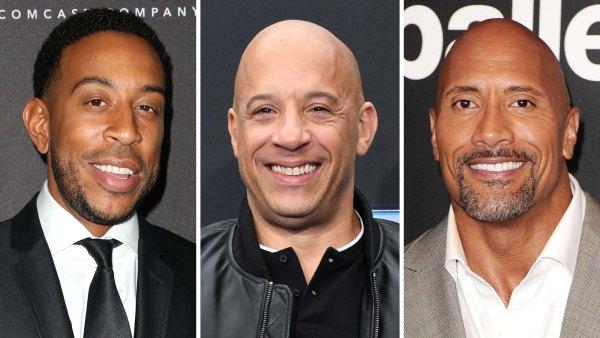 Ludacris Vin Diesel Dwayne Johnson Feud Its Delicate Situation'