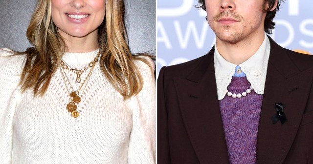 Olivia Wilde Can't Stop Dancing While Attending Harry Styles' New York Concert Amid Romance.jpg