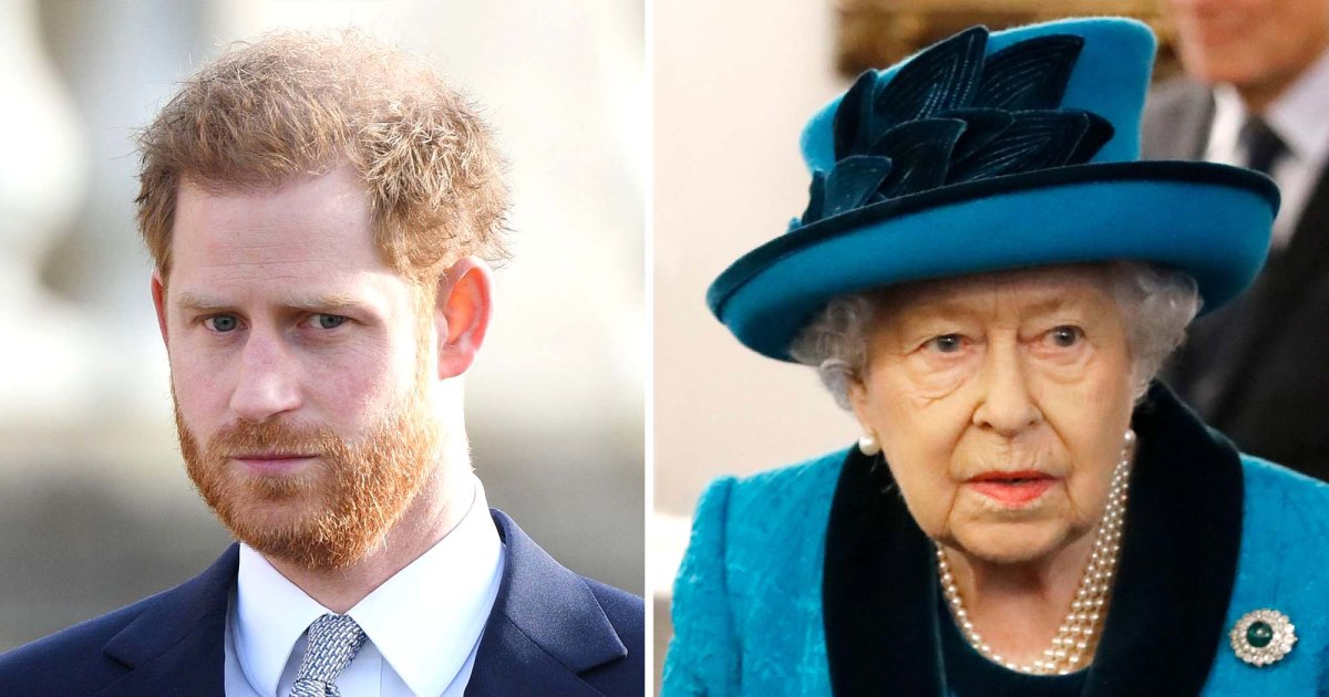 Prince Harry Went Into 'Panic Mode' After Learning of Queen Elizabeth II's Hospital Stay