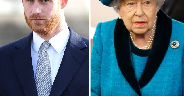 Prince Harry Went Into 'Panic Mode' After Learning of Queen Elizabeth II's Hospital Stay.jpg