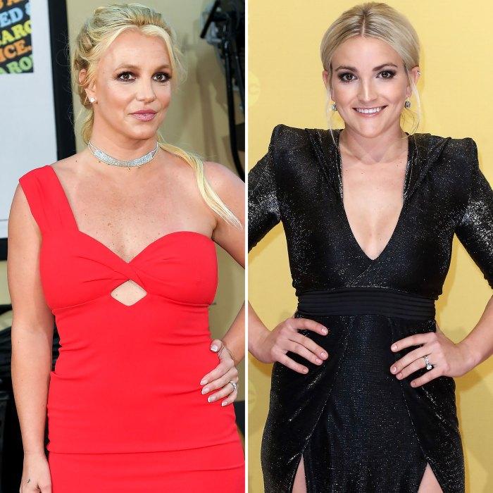 Why do fans think Britney Spears sheds light on Sister Jamie Lane's new memoir?