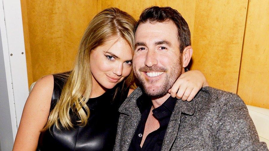 Kate Upton and Justin Verlander