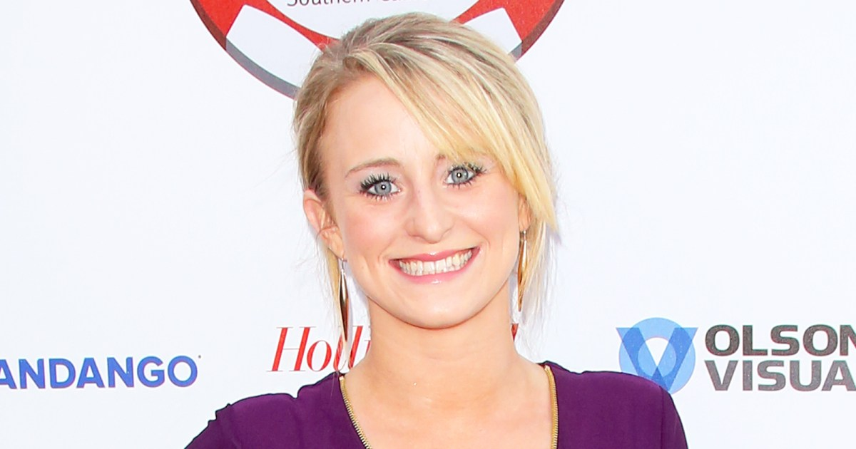 'Teen Mom 2' Star Leah Messer Wins Shared Custody Of Her